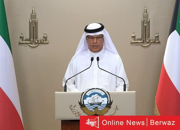 مبارك الحريص - الحكومة تجدد دعوتها لمجلس الأمة للتعاون وإحترام الدستور واللوائح