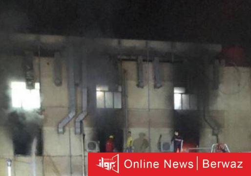 32 - بالفيديو - عشرات القتلى في انفجار بمستشفى بالعراق
