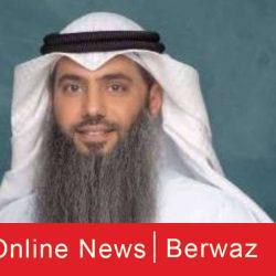 الدكتور أحمد الخطيب في ضيافة صاحب السمو