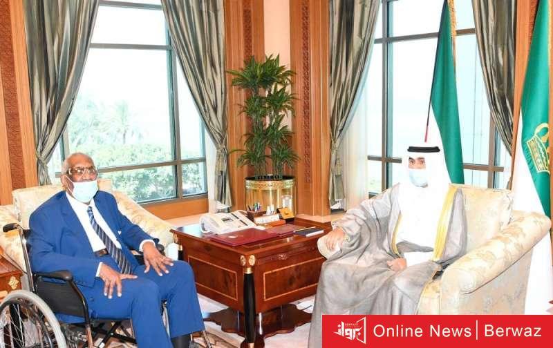 929149 - الدكتور أحمد الخطيب في ضيافة صاحب السمو