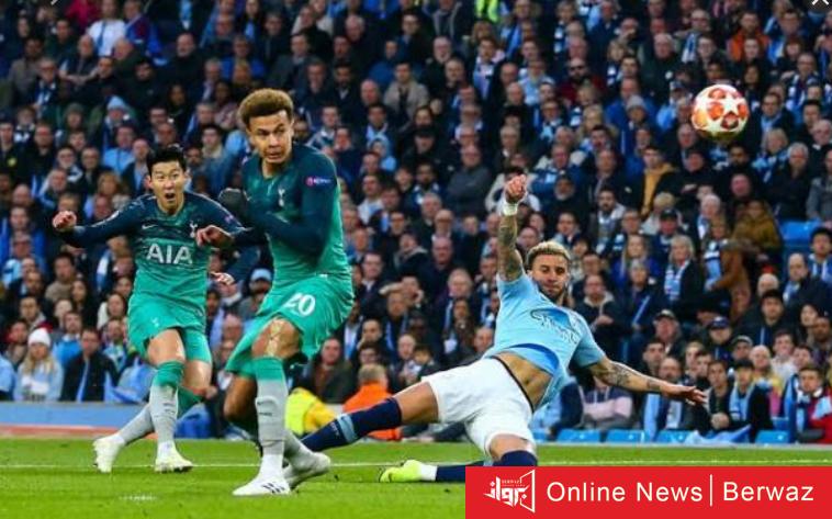 Capture 1 - مانشستر سيتي يواجه توتنهام ضمن أبرز المباريات العربية والعالمية اليوم الأحد