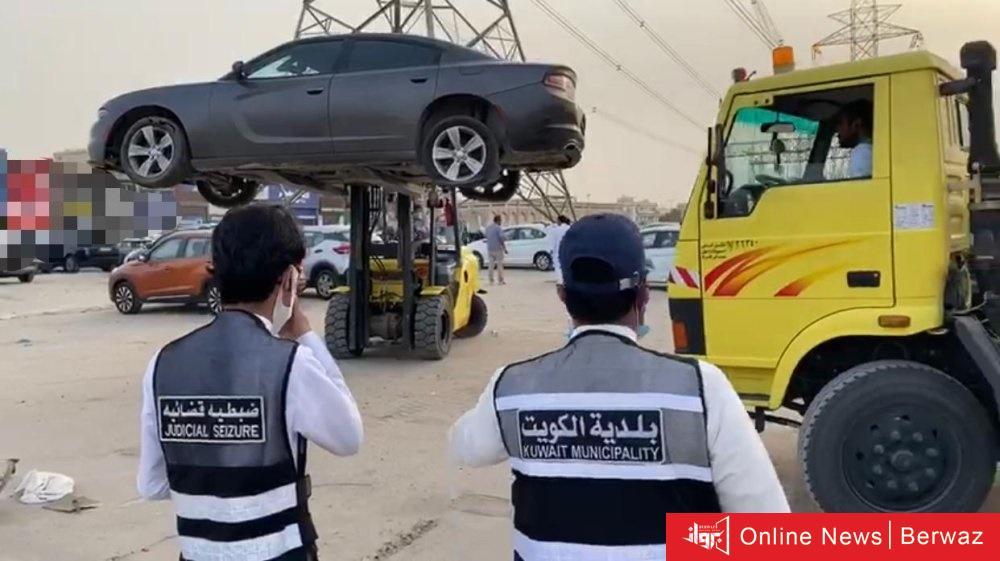 cats 7 - طوارئ بلدية الفروانية ترفع 24 سيارة مهملة في «العارضية»