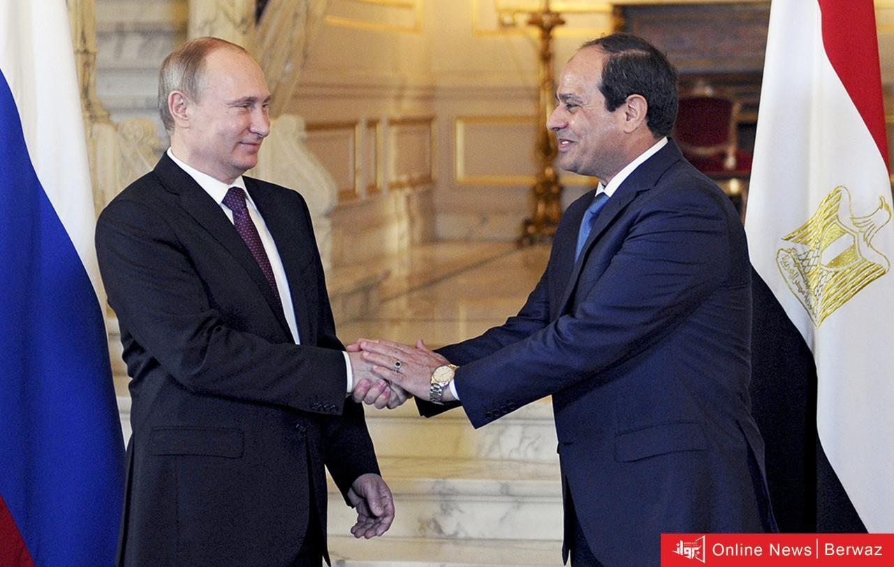 image 12 - عودة رحلات الطيران بين مصر وروسيا بعد مناقشات بوتين والسيسي