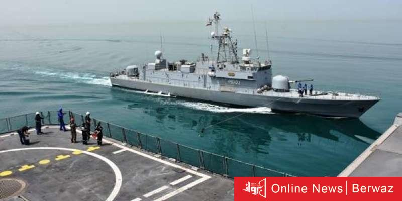 zElpVHZ2 - ختام زيارة الفرقاطة الفرنسية «بروفانس» للكويت بتدريبات بحرية مشتركة
