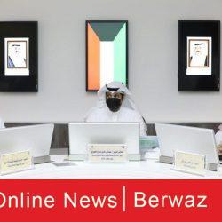 اجتماع وزير الشباب الكويتي 250x250 - إجتماع وزير الشباب الكويتي بمجلس إدارة الهيئة العامة للرياضة