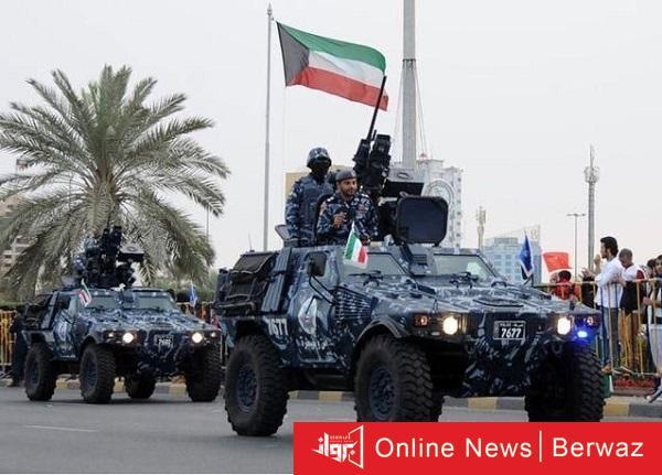 الوطني الكويتى - الحرس الوطني يحتفل بتخريج دفعة من ضباط كلية الملك خالد العسكرية