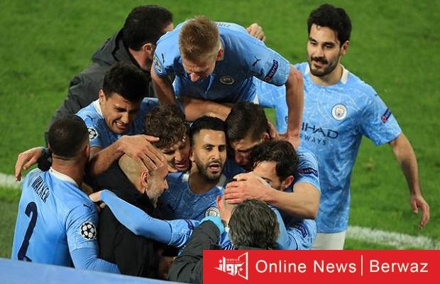 مانشستر سيتي - مانشستر سيتي يصل لنهائي دوري أبطال أوروبا للمرة الأولى في تاريخه
