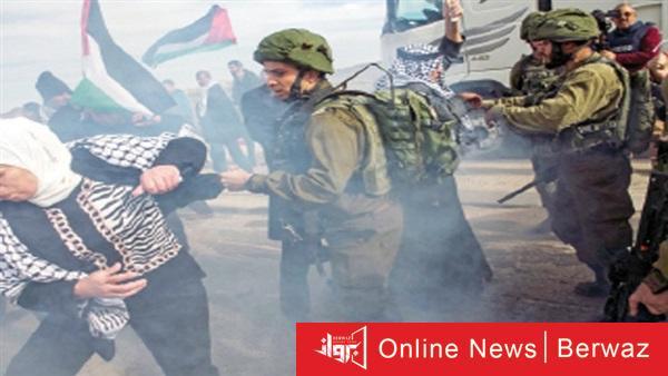 576 - إرتفاع ضحايا اشتباكات بين الفلسطينيين وقوات الاحتلال في أنحاء متفرقة من الضفة الغربية