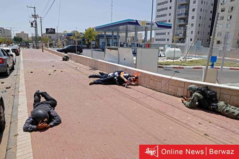 953663 - مصرع إسرائيليتين بقصف صاروخي من غزة