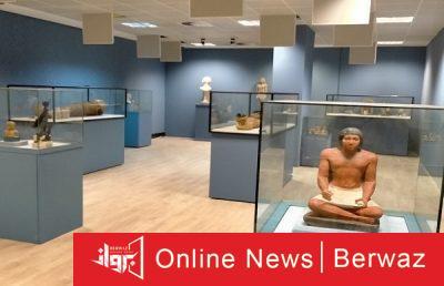 E1v6CK XIAIB61x 400x258 - افتتاح متحفين جديدين بمطار القاهرة احتفالًا باليوم العالمي للمتاحف