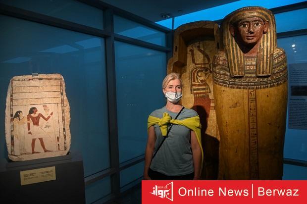 E1v7bdRWYAE5q5E - افتتاح متحفين جديدين بمطار القاهرة احتفالًا باليوم العالمي للمتاحف