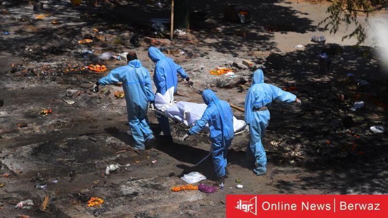 GettyImages 1232501440 - إرتفاع إجمالي المصابين بكورونا في الهند لـ19.56 مليون بعد تسجيل 392 ألف حالة جديدة خلال الـ24 ساعة الماضية