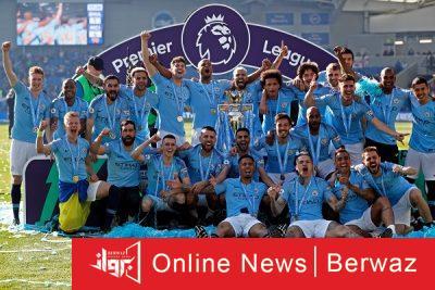 Man City 2 400x267 - رسمياً إعلان مانشستر سيتي بطلاً للدوري الإنجليزي هذا العام