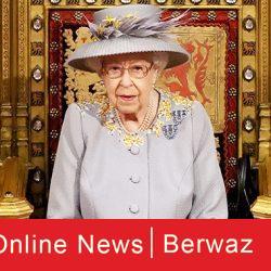 queen elizabeth 250x250 - أول ظهور للملكة إليزابيث بعد جنازة الأمير فيليب في إفتتاح البرلمان