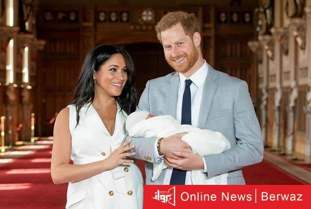 هاري وميجان - الأمير هاري وميجان يعلنان ولادة إبنتهما.. والقصر الملكى يصدر بياناً