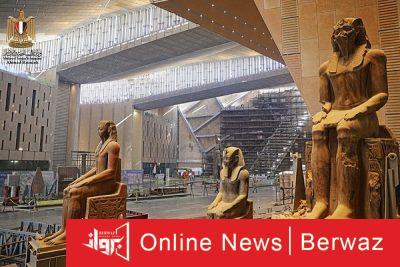 المصرى الكبير 2 400x267 - مصر تستعد قريباً لإفتتاح أضخم متحف بالشرق الأوسط