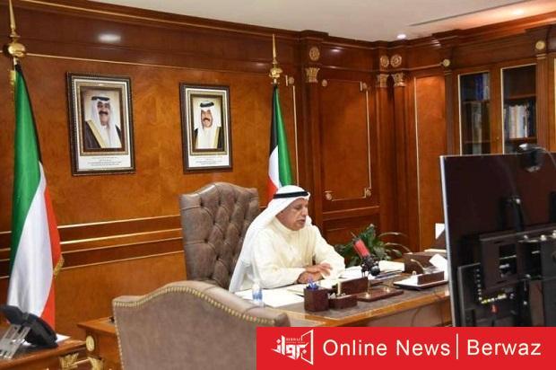 التنفيذي لمجلس وزراء العدل العرب - رئاسة دولة الكويت للمكتب التنفيذي لمجلس وزراء العدل العرب