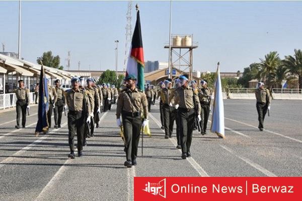 دفعة جديدة من ضباط والمتطوعين - رئيس هيئة التعليم العسكرى يشهد تخريج دفعة جديدة من الضباط والمتطوعين
