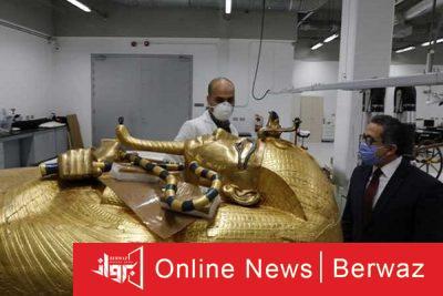 العناني 2 400x267 - مصر تستعد قريباً لإفتتاح أضخم متحف بالشرق الأوسط