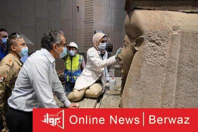 العناني 3 400x267 - مصر تستعد قريباً لإفتتاح أضخم متحف بالشرق الأوسط