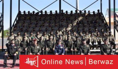 هيئة التعليم العسكري 400x234 - رئيس هيئة التعليم العسكرى يشهد تخريج دفعة جديدة من الضباط والمتطوعين