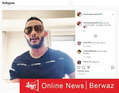 رمضان 400x313 - التحفظ على أموال الفنان محمد رمضان المودعة فى البنوك