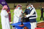 تكريم الخطوط الكويتية على يد إتحاد الكرة لوقوفها ضد الكورونا ضمن الصفوف الأولى