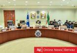 إجتماع بوزارة الداخلية لبحث الإستعدادات للإنتخابات التكمیلیة لمجلس الأمة