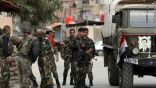 سانا: الجيش السوري يدخل مدينة منبج التابعة لقوات سوريا الديمقراطية