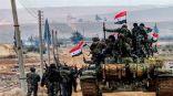 سانا: الجيش السوري يتحرك باتجاه الشمال لمواجهة القوات التركية