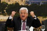 أبو مازن: فلسطين باتت في حل من جميع الاتفاقات مع أمريكا وإسرائيل