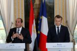 السيسي يبحث مع ماكرون الأزمة الليبية ومكافحة الإرهاب