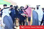 ثرى الكويت يحتضن الشهداء الأبرار فى جنازة عسكرية مهيبة