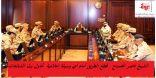 الشيخ ناصر الصباح :قطع الطريق أمام أية وسيلة إعلامية تحاول بث الشائعات وتشكك بالمؤسسات العسكرية