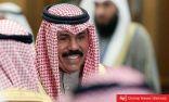 سمو الأمير الشيخ نواف الأحمد يعود إلى أرض الوطن