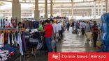 ما هو سبب منع القوى العاملة لبسطات سوق الجمعة ؟