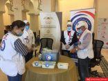 الكويت: الهلال الأحمر يباشر بتوزيع أدوات السلامة على الموظفين والمراجعين