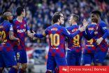 برشلونة يعلن إجراءات وقائية لتفادي الكورونا