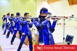 إنطلاق بطولة الشيخ علي الصباح السنوية للرماية للرجال والسيدات