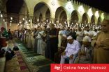 مصر: منع التراويح وكل النشاطات الدينية في رمضان !