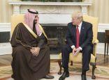 بعد تهديده بضربات عسكرية وشيكة … اتصال عاجل بين ترامب و محمد بن سلمان