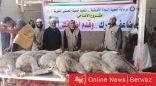 جمعية النجاة الخيرية وزعت أكثر من 2000 أضحية على المحتاجين
