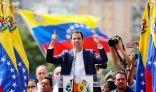 المعارض غوايدو يدعو الى التظاهر اليوم لمواكبة عودته الى فنزويلا