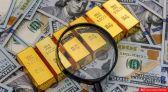 تراجع الذهب تأثرًا بخروج ترامب من المستشفى وضعف الدولار يقلل من الخسائر