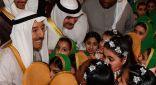 سمو أمير البلاد يرعى حفل الأوبريت الوطني (الكويت….فعلا غير)