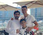 رونالدو يلتقي ولي عهد دبي