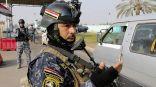 مقتل فردين شرطة في هجوم إرهابي شمالي بغداد