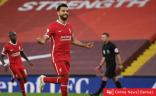 ثلاثية محمد صلاح تمنح ليفربول أول فوز في البريمرليغ