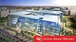 مبنى كلية الهندسة يفوز بجائزة أحسن تصميم فى الشرق الأوسط