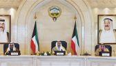 مجلس الوزراء يطلب جدول زمني لإنهاء مشكلة تجمع المياه بمدينة صباح الأحمد